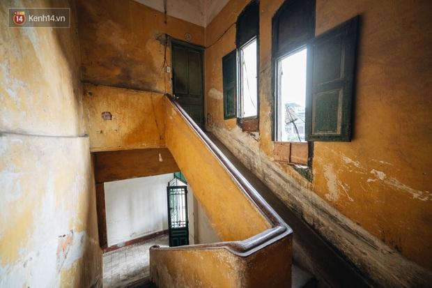 Niềm tiếc nuối của người dân sống trong toà biệt thự Pháp cổ - trạm phát sóng bản Tuyên ngôn độc lập sắp bị phá dỡ - Ảnh 10.