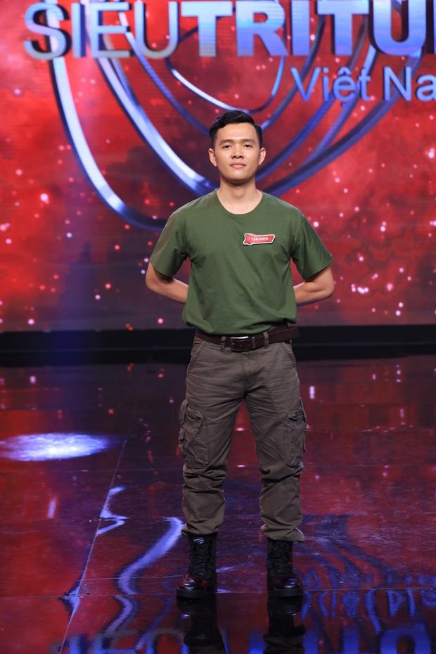 Anh trai Khánh Thi đến Siêu trí tuệ thực hiện thử thách chưa từng có trong bất kỳ công trình khoa học nào - Ảnh 9.