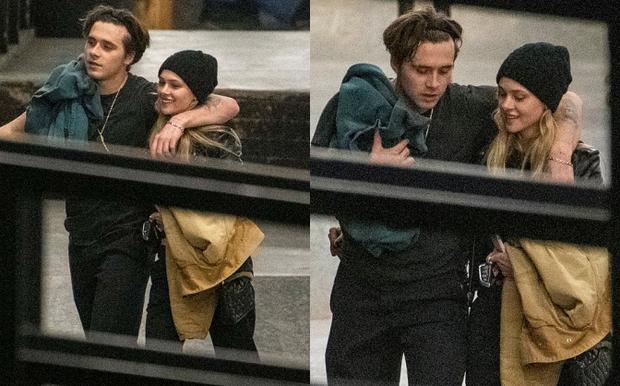Nhập nhằng với cả tá bạn gái tin đồn, Brooklyn Beckham chỉ trao nụ hôn cho mỹ nhân Transformers nóng bỏng - Ảnh 5.