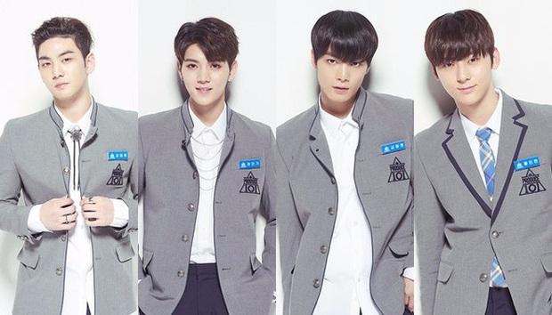 Rò rỉ thông tin một thành viên NUEST bị loại khỏi Produce 101 là do công ty chủ quản sắp xếp - Ảnh 3.