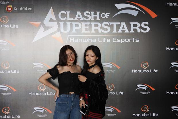 Xoài non, Fanny Trần, Hường Lulii và loạt mỹ nữ nghiêng nước nghiêng thành bất ngờ xuất hiện tại giải đấu Clash Of Superstars - Ảnh 3.