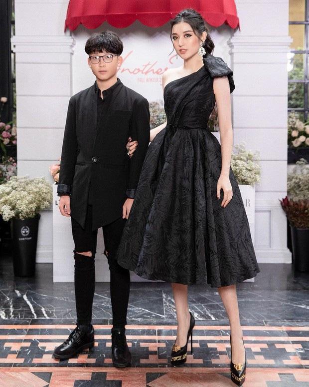 Em trai Á hậu Huyền My lại chiếm spotlight vì quá điển trai, đến mức diễn viên Phương Oanh cũng không thể ngồi yên! - Ảnh 5.