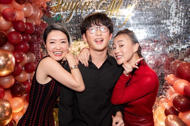 Em trai Á hậu Huyền My lại chiếm spotlight vì quá điển trai, đến mức diễn viên Phương Oanh cũng không thể ngồi yên! - Ảnh 2.