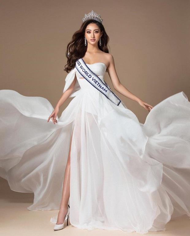 Hành trinh Lương Thùy Linh chinh phục Top 12 Miss World: Luôn nằm trong top thí sinh mạnh, bắn tiếng Anh quá đỉnh! - Ảnh 4.
