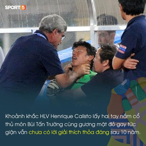 Tròn 10 năm HLV trưởng U23 Việt Nam bóp cổ thủ môn ở chung kết SEA Games: Khoảnh khắc ám ảnh vẫn chưa có lời giải - Ảnh 2.