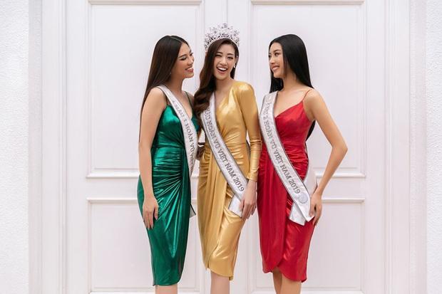 Top 3 Hoa hậu Hoàn vũ VN học style của bộ 3 Thách thức danh hài? - Ảnh 5.