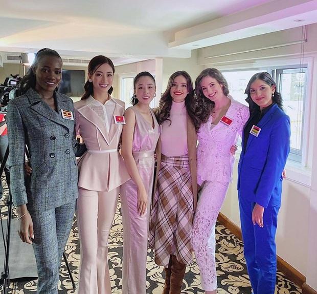 Hành trinh Lương Thùy Linh chinh phục Top 12 Miss World: Luôn nằm trong top thí sinh mạnh, bắn tiếng Anh quá đỉnh! - Ảnh 10.