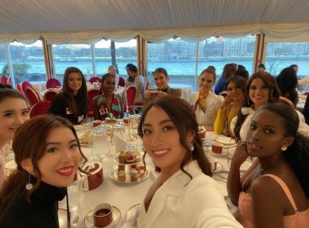 Hành trinh Lương Thùy Linh chinh phục Top 12 Miss World: Luôn nằm trong top thí sinh mạnh, bắn tiếng Anh quá đỉnh! - Ảnh 11.