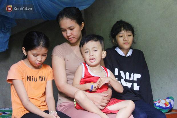 Đường cùng của người mẹ tìm cách bán thận cứu con trai 4 tuổi u não, nào ngờ phát hiện bản thân bị viêm gan C giai đoạn cuối - Ảnh 9.