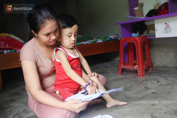 Đường cùng của người mẹ tìm cách bán thận cứu con trai 4 tuổi u não, nào ngờ phát hiện bản thân bị viêm gan C giai đoạn cuối - Ảnh 4.