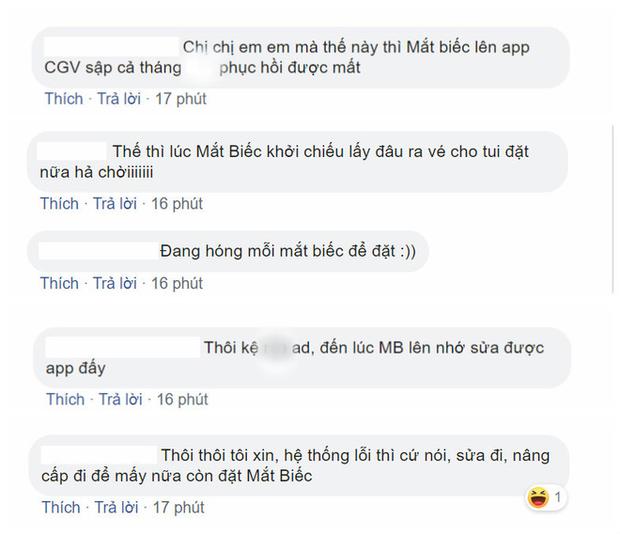 CGV than thở sập web vì Chị Chị Em Em quá sốt, Galaxy cà khịa ngay ở đây vẫn bán vé online ầm ầm - Ảnh 6.