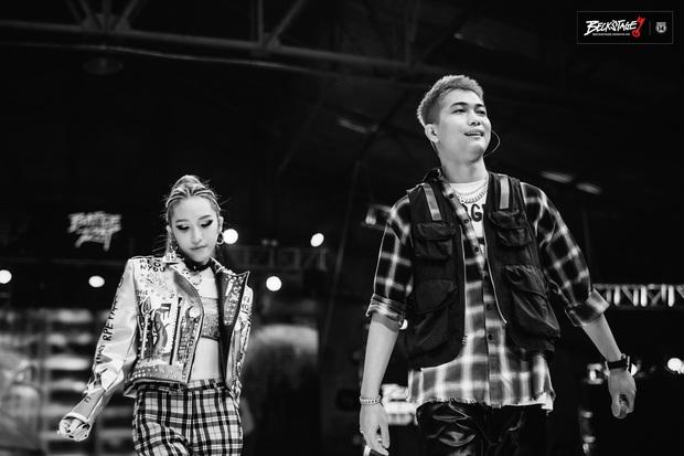 BigDaddy và Emily chuốc say người hâm mộ bằng loạt bản hit đình đám trên sân khấu BeckStage Unexpected Rap Fest! - Ảnh 9.