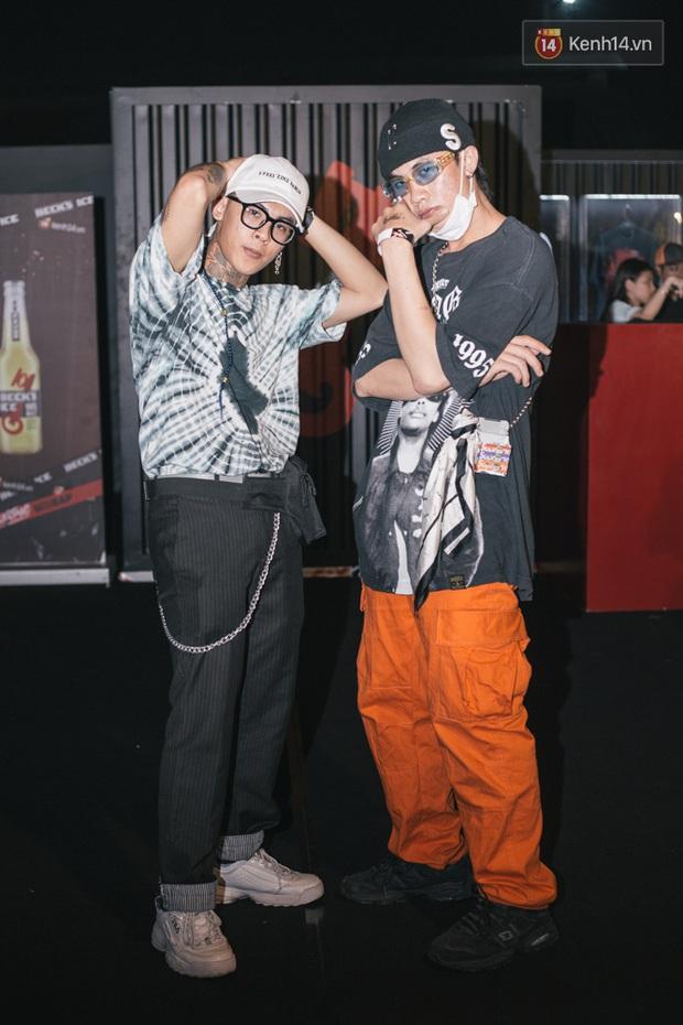 """""""Quẩy"""" sự kiện BeckStage Battle Rap: Giới trẻ lên đồ đơn giản mà vẫn chất đét nhìn không mê cũng uổng - Ảnh 9."""