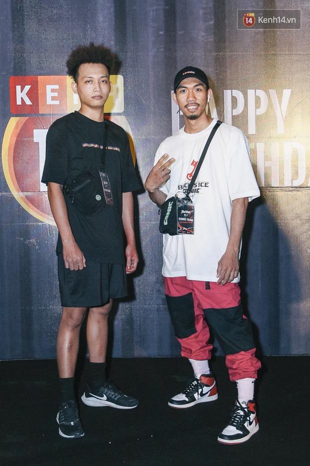 """""""Quẩy"""" sự kiện BeckStage Battle Rap: Giới trẻ lên đồ đơn giản mà vẫn chất đét nhìn không mê cũng uổng - Ảnh 10."""