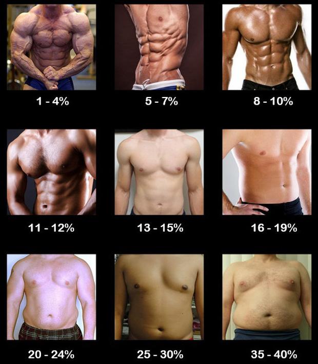 Thế nào được coi là béo và khi nào bạn cần phải giảm cân? - Ảnh 2.