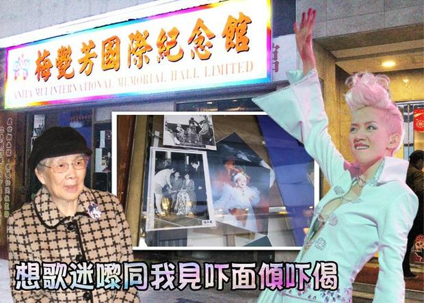 Đến hẹn lại lên, bà mẹ hút máu của diva quá cố Mai Diễm Phương lại làm lễ tưởng niệm thu tiền fan - Ảnh 1.