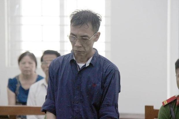 Tử hình kẻ giam tình cũ đang mang thai rồi giết hại ở Hà Nội - Ảnh 1.