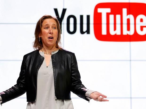 Sự nghiệp của bà trùm YouTube: Là nhân viên thứ 16 của Google, từng cho cả công ty thuê trụ sở ở garage - Ảnh 1.