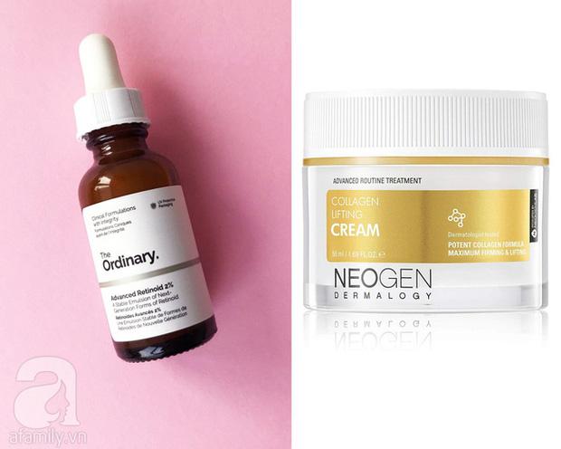 4 bộ đôi sản phẩm retinol + kem dưỡng giúp cải lão hoàn đồng, đã vậy còn xua tan nỗi lo mặt xấu vì kích ứng - Ảnh 1.