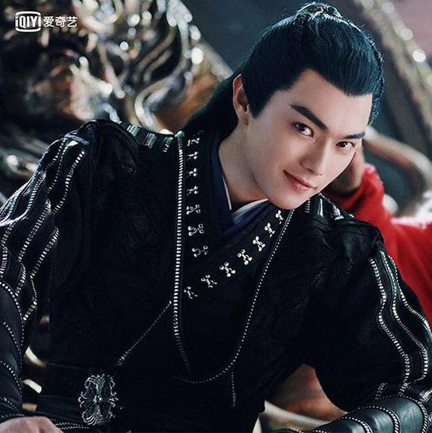 Cư dân mạng réo tên Dương Dương và mỹ nam Trần Tình Lệnh lọt top 4 trai đẹp cổ trang thế hệ mới - Ảnh 18.