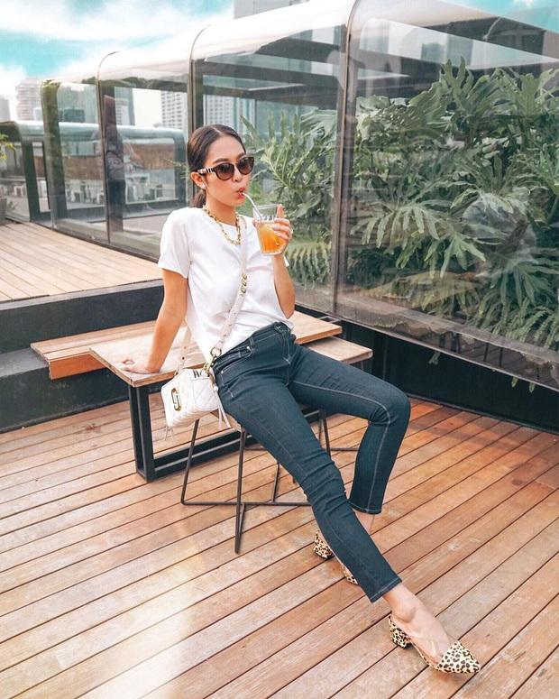 Muốn không bị chê là quê độ, lỗi mốt hãy học theo cô em trendy Khánh Linh: Đã đến lúc dọn tủ cho đỡ chật rồi - Ảnh 15.
