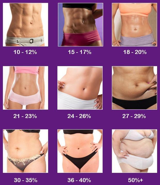 Thế nào được coi là béo và khi nào bạn cần phải giảm cân? - Ảnh 3.