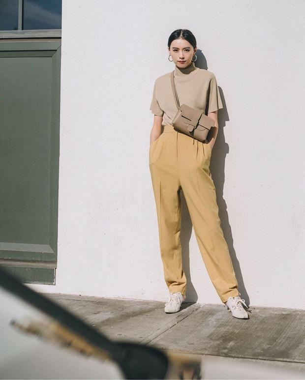 Muốn không bị chê là quê độ, lỗi mốt hãy học theo cô em trendy Khánh Linh: Đã đến lúc dọn tủ cho đỡ chật rồi - Ảnh 3.