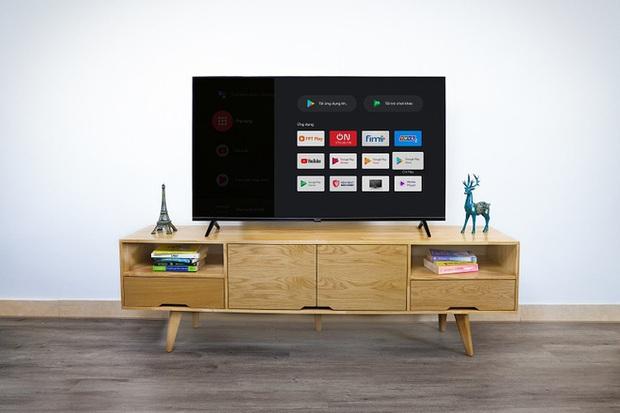 TV Vsmart chính thức ra mắt nét căng: 43-55 inch 4K, Android TV, giá từ 8.7-17 triệu đồng - Ảnh 4.