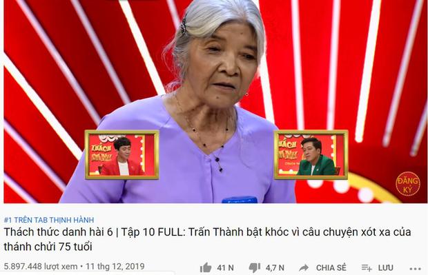 4 TV Show phủ sóng top 10 trending YouTube, show của Quỳnh Trần JP & bé Sa lên hạng chưa đến 24 tiếng - Ảnh 3.
