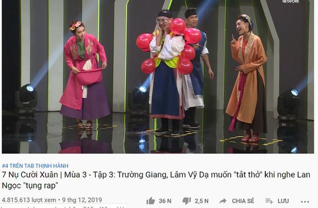 4 TV Show phủ sóng top 10 trending YouTube, show của Quỳnh Trần JP & bé Sa lên hạng chưa đến 24 tiếng - Ảnh 5.