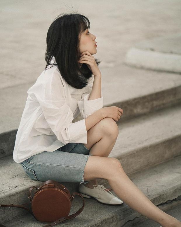Muốn không bị chê là quê độ, lỗi mốt hãy học theo cô em trendy Khánh Linh: Đã đến lúc dọn tủ cho đỡ chật rồi - Ảnh 8.