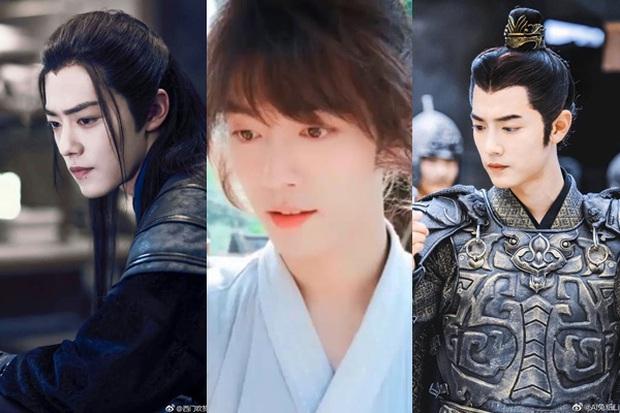 Cư dân mạng réo tên Dương Dương và mỹ nam Trần Tình Lệnh lọt top 4 trai đẹp cổ trang thế hệ mới - Ảnh 13.