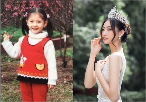 Loạt ảnh cực hiếm thời ngố tàu đi học của Lương Thuỳ Linh: Xinh đẹp từ bé, không trang điểm vẫn nổi bật hơn bạn đồng trang lứa - Ảnh 1.