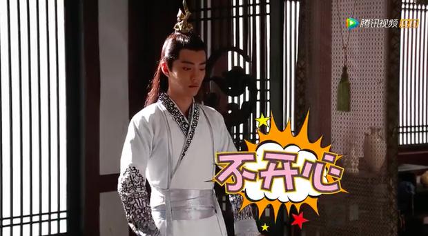 Trót đóng vai siêu phụ ở Khánh Dư Niên, dân tình buồn bã gọi hồn Tiêu Chiến vì đã mất tích gần 30 tập - Ảnh 8.