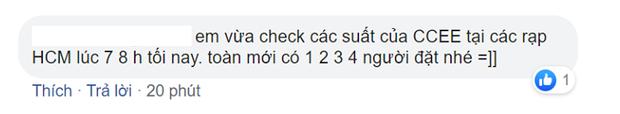 NSX Chị Chị Em Em tuyên bố sập hệ thống đặt vé vì nhu cầu xem quá cao, khán giả tò mò là chiêu trò hay mạng dỏm? - Ảnh 5.
