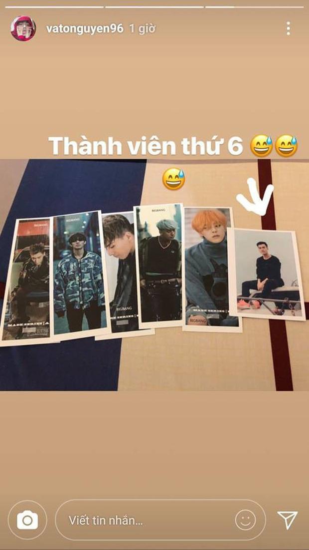 Thành viên thứ 6 của Big Bang là người Việt Nam: sở hữu đôi giày hoa hướng dương của GD, cả gan xin Tổng thống Hàn Quốc thả thần tượng khỏi quân ngũ - Ảnh 3.