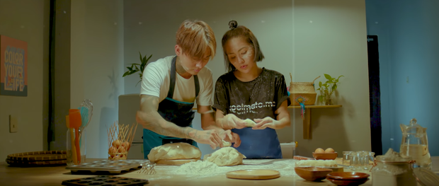Rất nhanh gọn, chiếc bánh mì của Đạt G và Du Uyên đã im ỉm leo thẳng top 1 trending YouTube rồi! - Ảnh 5.
