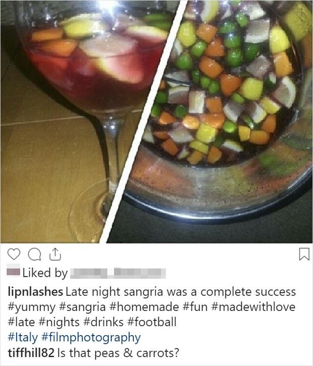 """""""Giận bay màu"""" trước loạt ảnh đồ ăn kỳ cục nhất hành tinh được đăng trên Instagram, hôm nay lướt mạng đến đây đủ rồi! (phần 2) - Ảnh 1."""