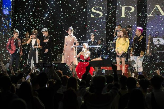 Đêm nhạc đã tai của Diva Hàn Quốc So Hyang hội tụ Trấn Thành - Hari Won, các giọng ca Trần Thu Hà, Tuấn Ngọc, Khánh Hà làm khán giả nín thở - Ảnh 22.
