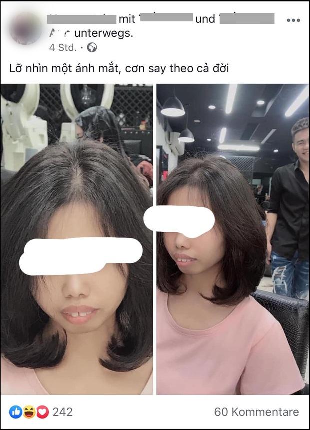 Chủ salon tóc tự ý đăng ảnh cô gái kèm chú thích cợt nhả, dân mạng sôi sục chỉ trích: Giũa lại cái nết đi! - Ảnh 3.