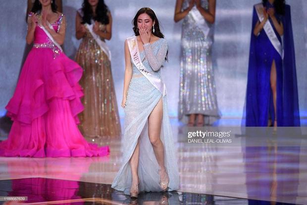 Lương Thùy Linh chia sẻ sau thành tích Top 12 Miss World 2019: Tôi đã rất cố gắng, kết quả này là xứng đáng - Ảnh 2.