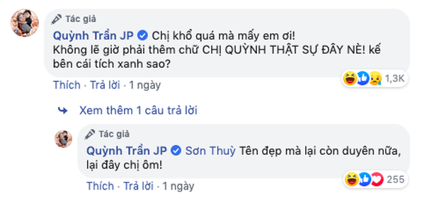 """Quỳnh Trần JP và những câu hỏi siêu ngớ ngẩn từ dân mạng, """"lầy"""" nhất là bình luận """"sao nhìn giống 2 mẹ con quá vậy?"""" - Ảnh 6."""