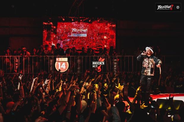 BeckStage Unexpected Rap Fest - Thăng hoa trong từng khoảnh khắc, đưa battle rap lên một tầm cao mới và khẳng định sức mạnh của Underground! - Ảnh 9.