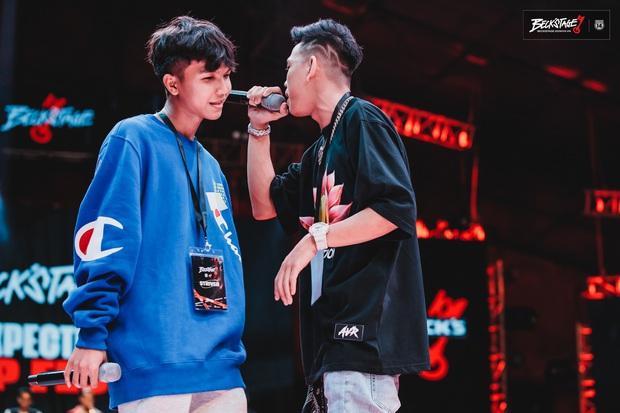 BeckStage Unexpected Rap Fest - Thăng hoa trong từng khoảnh khắc, đưa battle rap lên một tầm cao mới và khẳng định sức mạnh của Underground! - Ảnh 33.