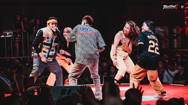BeckStage Unexpected Rap Fest - Thăng hoa trong từng khoảnh khắc, đưa battle rap lên một tầm cao mới và khẳng định sức mạnh của Underground! - Ảnh 30.