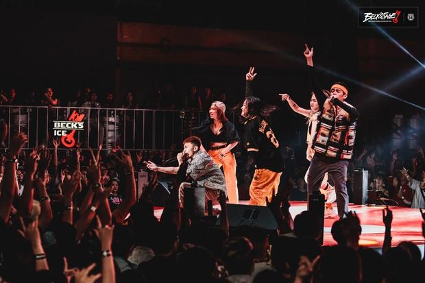 BeckStage Unexpected Rap Fest - Thăng hoa trong từng khoảnh khắc, đưa battle rap lên một tầm cao mới và khẳng định sức mạnh của Underground! - Ảnh 31.