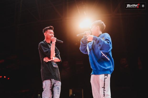 BeckStage Unexpected Rap Fest - Thăng hoa trong từng khoảnh khắc, đưa battle rap lên một tầm cao mới và khẳng định sức mạnh của Underground! - Ảnh 34.