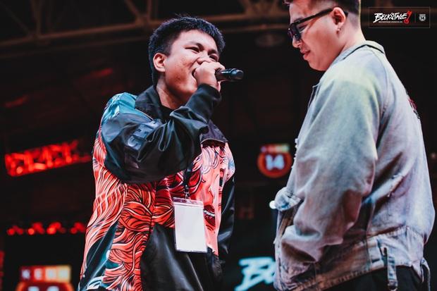 BeckStage Unexpected Rap Fest - Thăng hoa trong từng khoảnh khắc, đưa battle rap lên một tầm cao mới và khẳng định sức mạnh của Underground! - Ảnh 35.