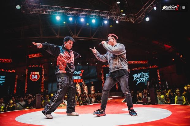 BeckStage Unexpected Rap Fest - Thăng hoa trong từng khoảnh khắc, đưa battle rap lên một tầm cao mới và khẳng định sức mạnh của Underground! - Ảnh 36.