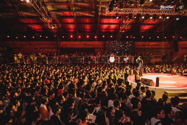 BeckStage Unexpected Rap Fest - Thăng hoa trong từng khoảnh khắc, đưa battle rap lên một tầm cao mới và khẳng định sức mạnh của Underground! - Ảnh 8.